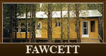 Fawcett cabin fly in hunting and fishing cabin in Ontario